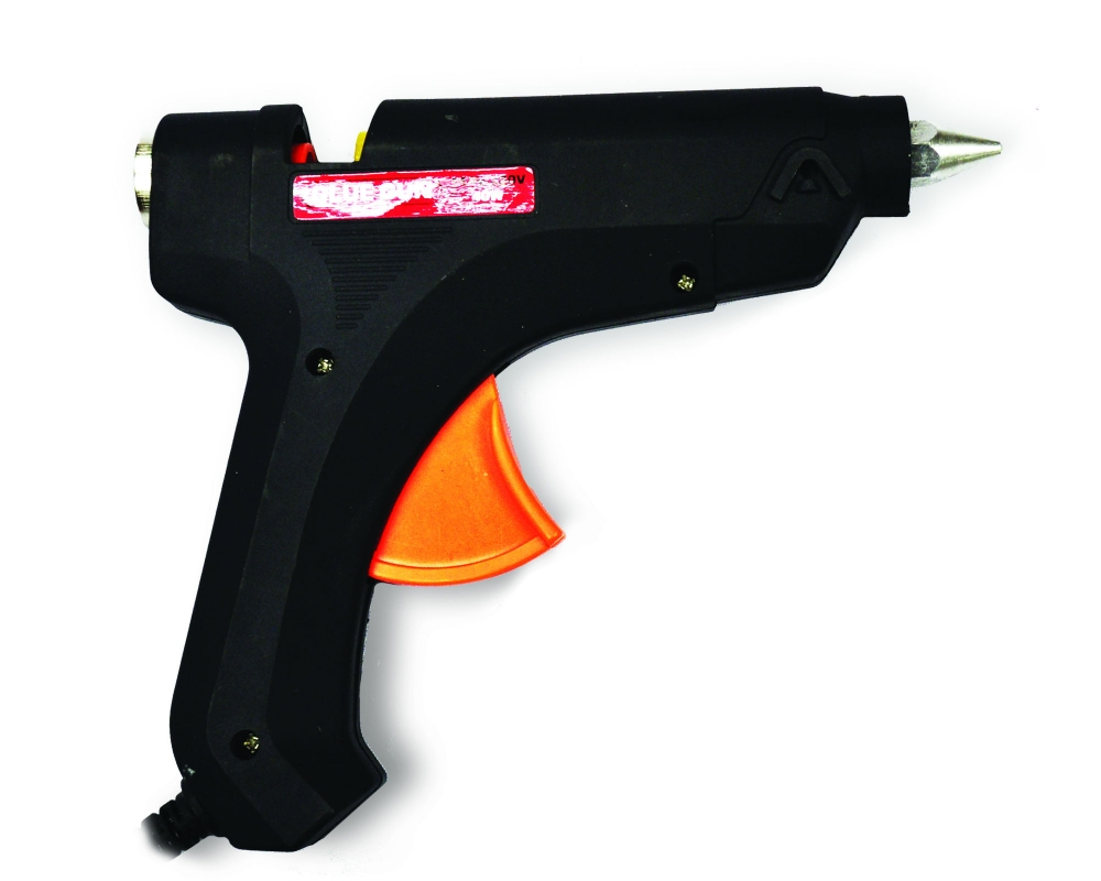 Velasco sonido y electr nica pistola de silicon grande 40w for Pistola de pegamento o de silicona